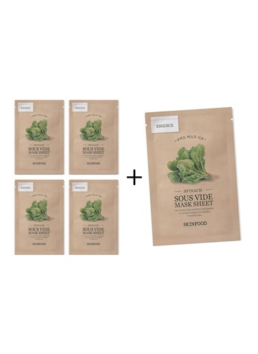 Skinfood Spinach Sous Vide 5 li Avantaj Paketi Renksiz